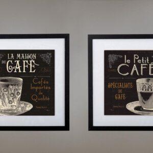 Cuadros Petit Cafe