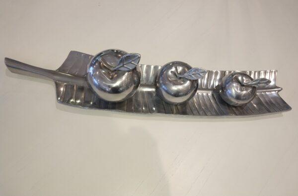 Centro de mesa aluminio