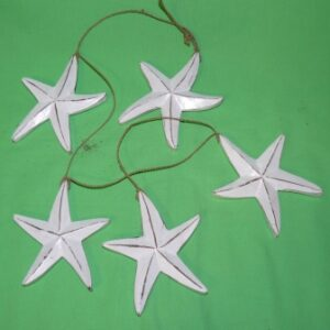 Tira estrellas madera