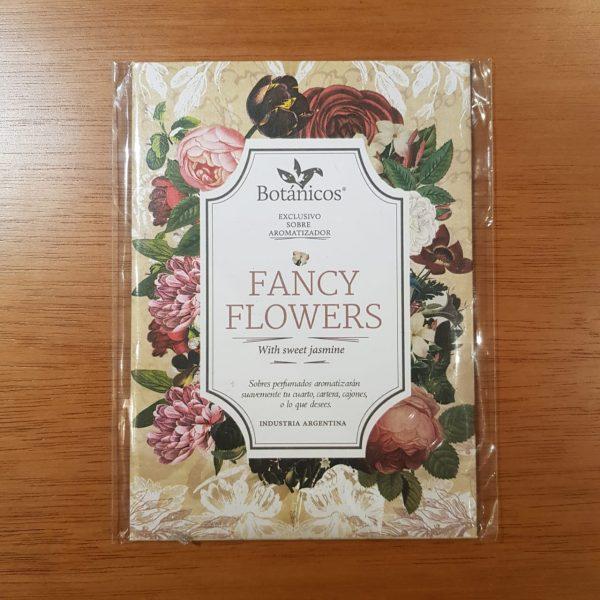 Sobre aromatizante con aroma