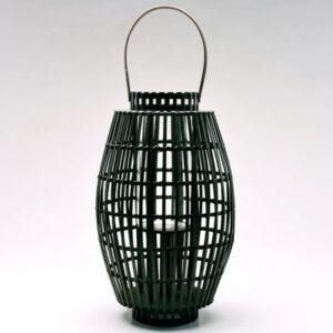 Farol de bamboo