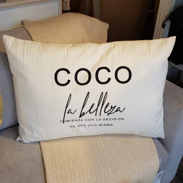 Almohadón Coco