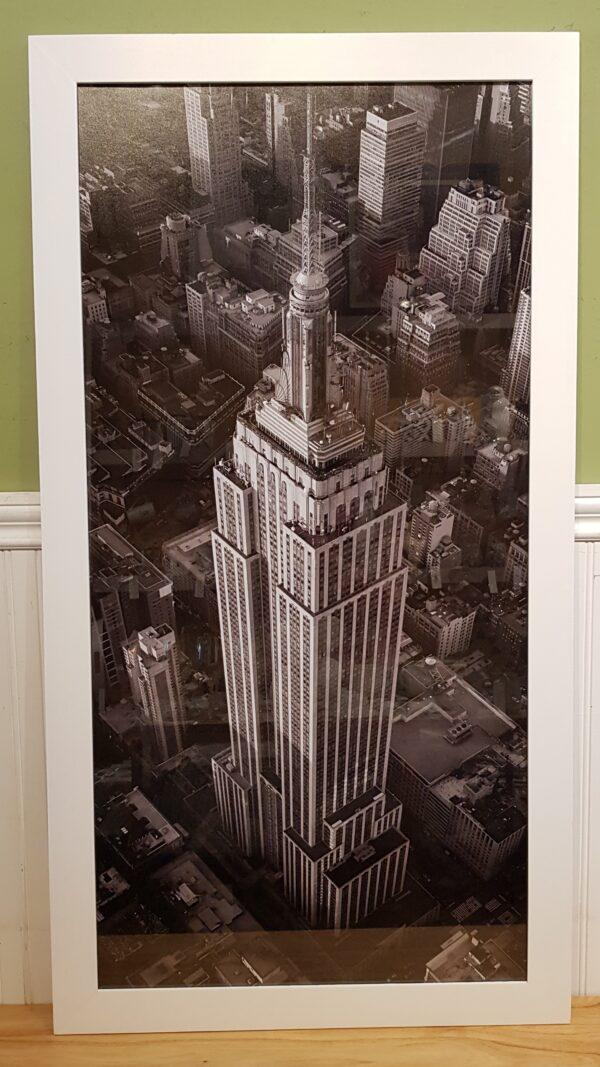 Cuadro edificio Empire State BL