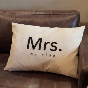 Almohadón Mrs