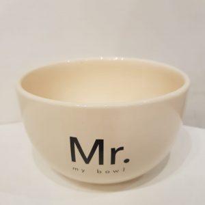 Bowl Mr.