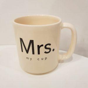 Tazón Mrs.