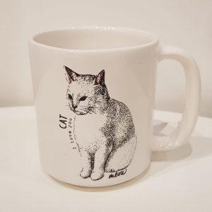 Tazón Cat