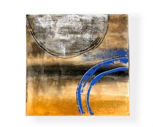 Bastidor abstracto B4