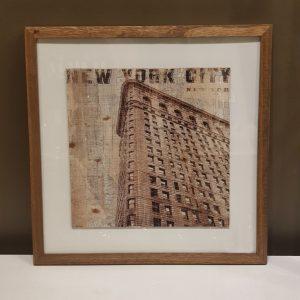 Cuadros en set NYC
