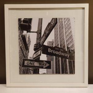 Cuadros en set Calles NYC
