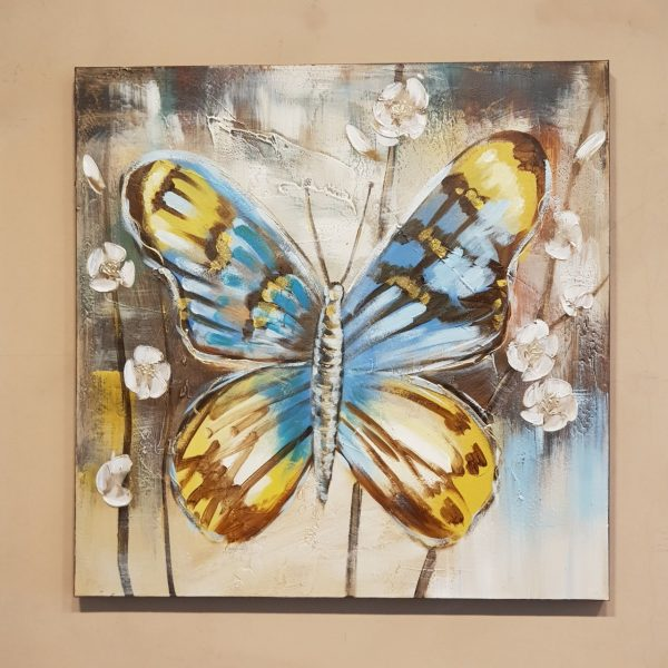Bastidor mariposa A