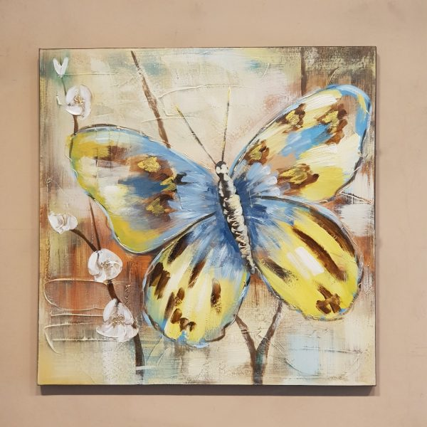 Bastidor Mariposa B
