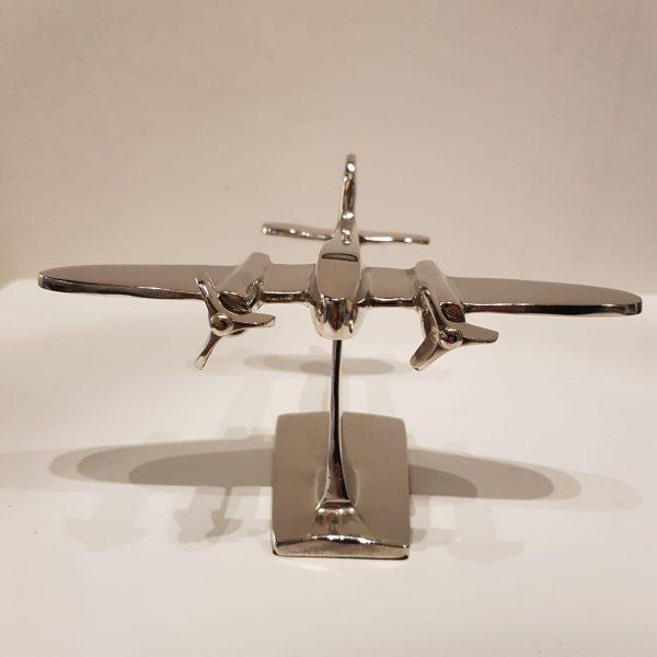 Avión Aluminio