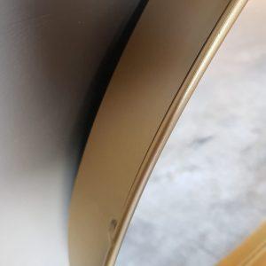 Espejo Dorado 60
