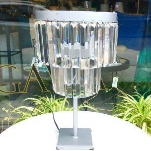 Velador Cristal 2P PL